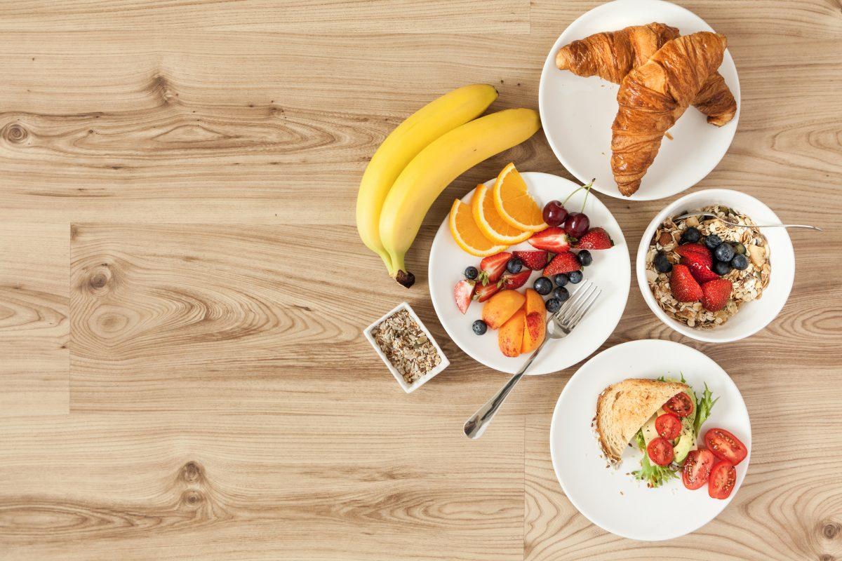 5 desayunos ejecutivos